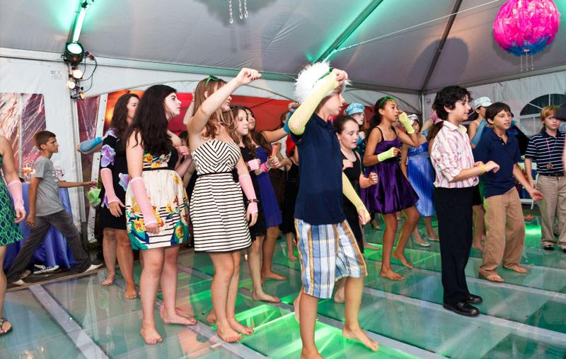 Bar Mitzvah / Bat Mitzvah Tent Rentals Tents LLC